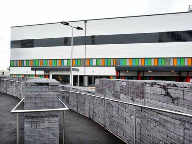 NHS-Wales-Ysbty-Glan-Clywyd-Hospital