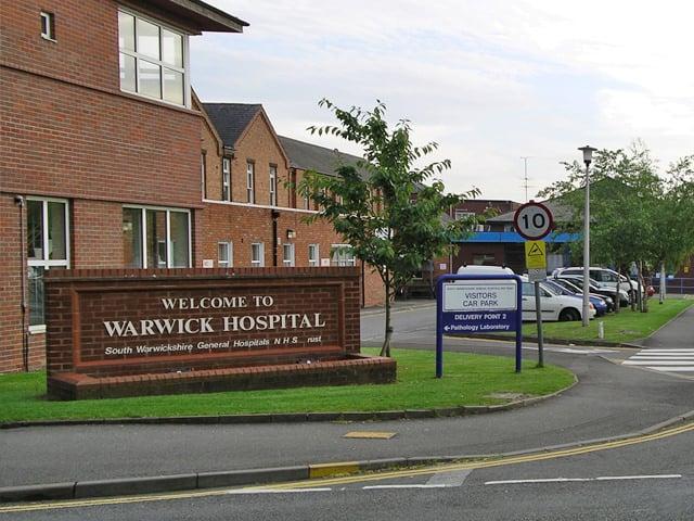 warwick-hospital