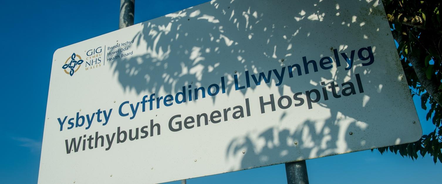 Whithybush General Hospital