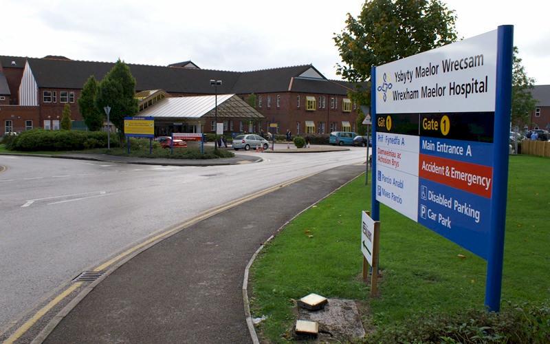 Wrexham Maelor Hospital Heddfan Unit