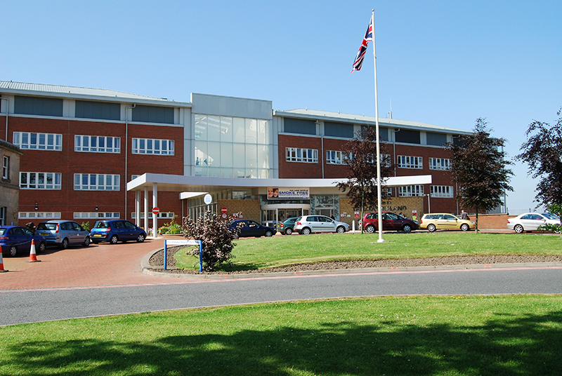 North Cumbria Hospitals reduce falls by 76.9%